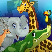 Games4Escape Zoo Escape