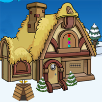 Free online flash games - Happy Santa Claus Escape