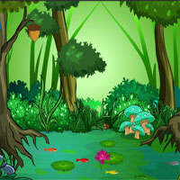 Free online flash games - Escape Cursed Fairy 2 game - WowEscape
