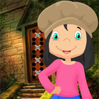 Free online flash games - G4K Canadian Girl Rescue 2 game - WowEscape