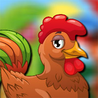 Free online flash games - Avm Rooster Escape game - WowEscape