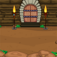 Free online flash games - Knf Old Dungeon House escape