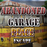 Abandoned Garage Place Escape