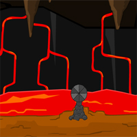 Free online flash games - MouseCity  Escape Creepy Cavern