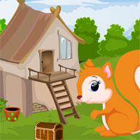 Free online flash games - G4K Squirrel Rescue