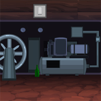 Free online flash games - Engineer Room Escape