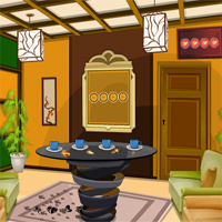 Free online flash games - Unique House Escape