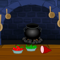 Free online flash games - MouseCity Spooky Escape
