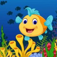 Free online flash games - Hidden Fishes game - WowEscape