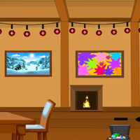 Free online html5 games - G4E Pink Christmas Room Escape  game