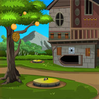 Free online flash games - Games4Escape Forest Farm House Escape