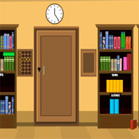 Free online flash games - School Library Escape