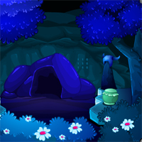 MirchiGames Blue Forest