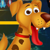 Free online html5 games - G4K Deserted Dog Escape game