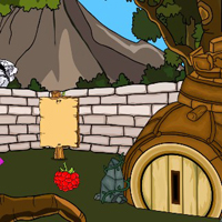 Free online html5 games - G2J Armadillo Rescue From House game