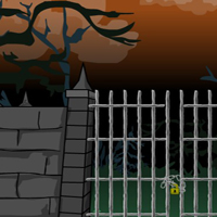 Free online flash games - MouseCity Creepy Cemetery Escape game - WowEscape