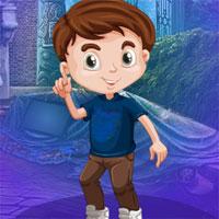 Free online flash games - G4K Serene Boy Escape