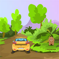 Free online flash games - Leafy Forest Escape