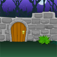 Free online flash games - MouseCity Horror Forest Escape