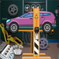 EnaGames The Car Garage