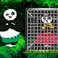 Free online flash games - Valentine Panda Rescue game - WowEscape