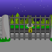 Free online flash games - MouseCity Summer Night Escape game - WowEscape