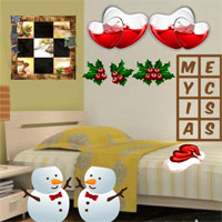 Free online flash games - 8bGames Find My Christmas Gift