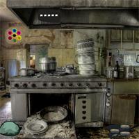 Free online flash games - GFG Spookiest Abandoned Place Escape game - WowEscape