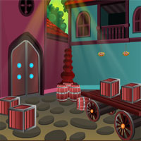 Free online flash games - Lovers Reunion Escape
