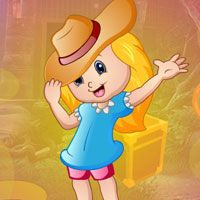 Free online flash games - G4K Glad Girl Escape