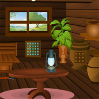 5n Escape Wooden House Escape