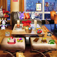 Free online flash games - Easter Room Hidden Objects HOG game - WowEscape