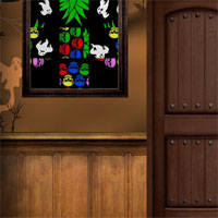Free online flash games - Amgel Halloween Room Escape 5