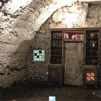 Free online flash games - GFG Inside the Secret Place Escape