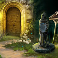 Free online flash games - 5nGames Dwarf House Escape