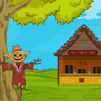 Free online flash games - Games2Jolly  Stone House Gold Escape