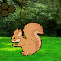 Free online flash games - BEG Missing Squirrel Love Rescue game - WowEscape