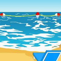 Free online flash games - MouseCity Winter Beach Escape  game - WowEscape