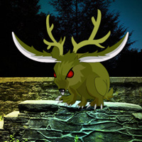 Free online flash games - Bunny Beast Forest Escape game - WowEscape