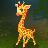 Free online flash games - G4K Giraffe Rescue