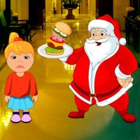 Free online flash games - Santa Chef Restaurant Escape game - WowEscape