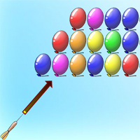 Free online flash games - Balloons game - WowEscape