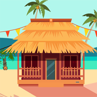 Free online flash games - Girl Beach House Escape