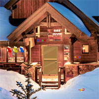 Free online flash games - GFG Rescue The Locked Santa