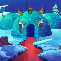 Free online flash games - EnaGames The Circle-Snow Fort Escape game - WowEscape