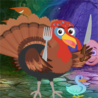 Free online flash games - G4K Turkey Bird Escape