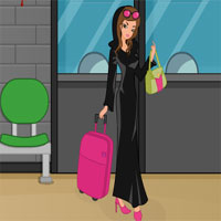 Free online flash games - Helpless Lady MirchiGames