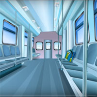 Free online flash games - Who Can Escape The Metro Train