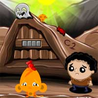 Free online flash games - MonkeyHappy Monkey Go Happy Stage 130
