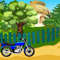 Free online flash games - Escape From Village